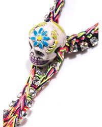 Venessa Arizaga - Multicolor Easy Rider Necklace - Lyst