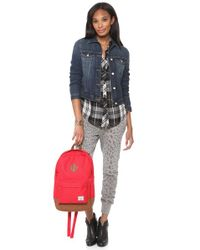 Herschel Supply Co. - Red The Heritage Backpack in Wine - Lyst