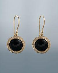 Ippolita | Black Mini Lollipop Earrings Onyx | Lyst