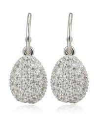 Links of London   Metallic Hope Egg Earrings   Lyst