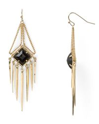 Kendra Scott | Metallic Aurora Earrings | Lyst