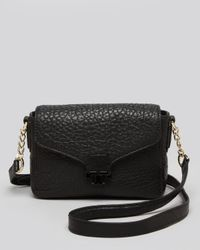 Tory Burch | Black Crossbody Parkan Mini | Lyst