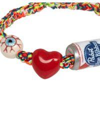 Venessa Arizaga - Multicolor Multicolour I Love Beer Friendship Bracelet - Lyst