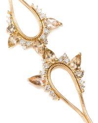 Fernando Jorge | Metallic Diamond & Yellow-Gold Electric Spark Bracelet | Lyst