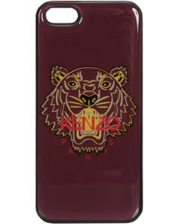 KENZO | Brown Tiger Head Iphone 5 Case for Men | Lyst