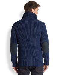 Marc By Marc Jacobs - Blue Indiana Cardigan for Men - Lyst