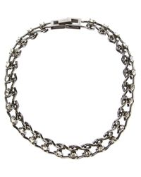 Mawi | Metallic Mawi Ladder Chain Necklace | Lyst