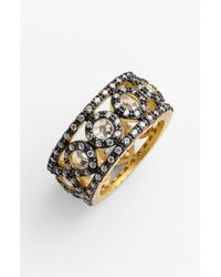 Freida Rothman | Metallic Classics Kaleidoscope Ring | Lyst