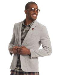 Mr Turk | Gray Roman Blazer for Men | Lyst