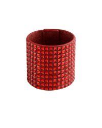 Balmain - Red Bracelet - Lyst
