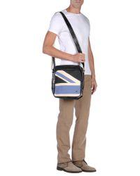 Ben Sherman - Black Acrossbody Bag for Men - Lyst