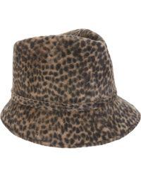 Jennifer Ouellette | Black Boyfriend Hat | Lyst
