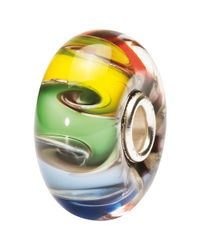 Trollbeads | Multicolor Chakra Colours Glass Bead | Lyst