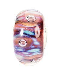 Trollbeads | Multicolor Moonlight Bubble Glass Bead | Lyst