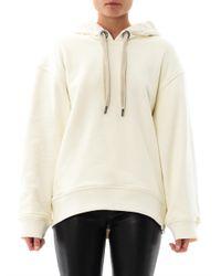 Acne Studios   Natural Bit Double Hooded Sweatshirt   Lyst