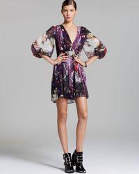 Alice + Olivia - Multicolor Alice Olivia Dress Essie Blouson - Lyst