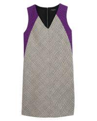 Rag & Bone - Gray Oversized Solo Dress - Lyst