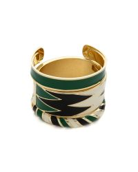 Adia Kibur - Black Bracelet Set - Lyst