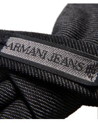 Armani Jeans - Black Bow Tie for Men - Lyst