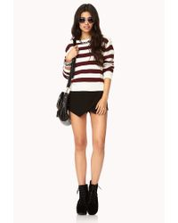 Forever 21 - White Nautical Striped Sweater - Lyst