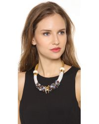 Lizzie Fortunato - Multicolor The Historic Modern Necklace - Lyst