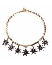 Lulu Frost | Metallic Celestial Necklace | Lyst