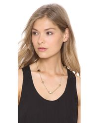 Marc By Marc Jacobs - Metallic Short Medley Necklace - Lyst