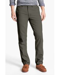 Patagonia | Green Organic Cotton Canvas Straight Leg Chinos for Men | Lyst