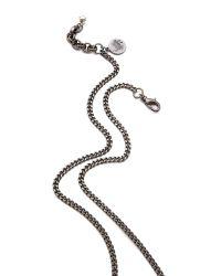 Venessa Arizaga - Multicolor Cheers Necklace - Lyst