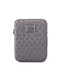 e0f14331fca9 Marc By Marc Jacobs Dreamy Logo Neoprene Tablet Case in Gray - Lyst