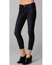 Marc By Marc Jacobs | Blue Lola Cropped Jeans | Lyst