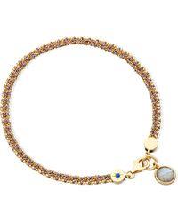 Astley Clarke | Gray Space Oddity Friendship Bracelet | Lyst