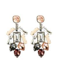 Coast - Multicolor Hudson Earrings - Lyst