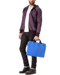 Jack Spade - Blue Military Briefcase for Men - Lyst