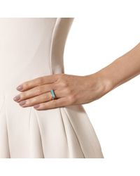Monica Vinader - Blue Baja Ring - Lyst