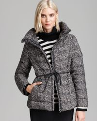 Weekend by Maxmara | Gray Jacket Alcuno Quilted | Lyst