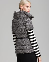 Weekend by Maxmara - Gray Jacket Alcuno Quilted - Lyst