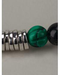 Tateossian - Multicolor Semi Precious Stone Bracelet - Lyst