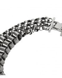 AllSaints | Metallic Biserka Necklace | Lyst
