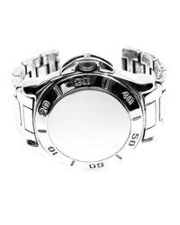 Tom Binns | Metallic Fake Watch Bracelet | Lyst