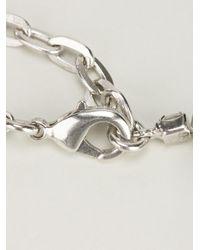 Tom Binns | Metallic Tangled Chain Necklace | Lyst