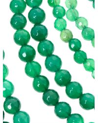 Rosantica | Green Raissa Jade Necklace | Lyst