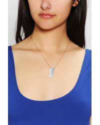 Urban Outfitters | Metallic Jeweliany Constellation Necklace | Lyst