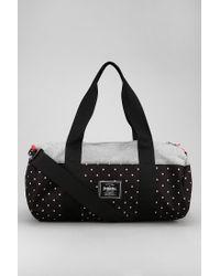 bce74f9c42e0 Urban Outfitters. Men s Black Herschel Supply Co X Stussy Sutton Duffle Bag