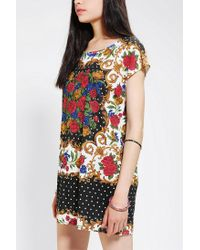 Urban Outfitters - Multicolor Excessive Tunic - Lyst
