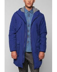 Urban Outfitters | Blue Cheap Monday Bart Parka for Men | Lyst