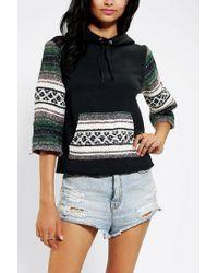 Urban Outfitters | Blue Urban Renewal Baja Sweatshirt | Lyst