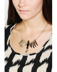 Urban Outfitters   Metallic Tatty Devine Parakeet Necklace   Lyst