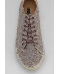 Urban Outfitters | Gray Treasure Market Court Flecked Sneaker | Lyst