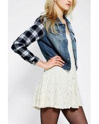 Urban Outfitters | Blue Trucker Jacket | Lyst